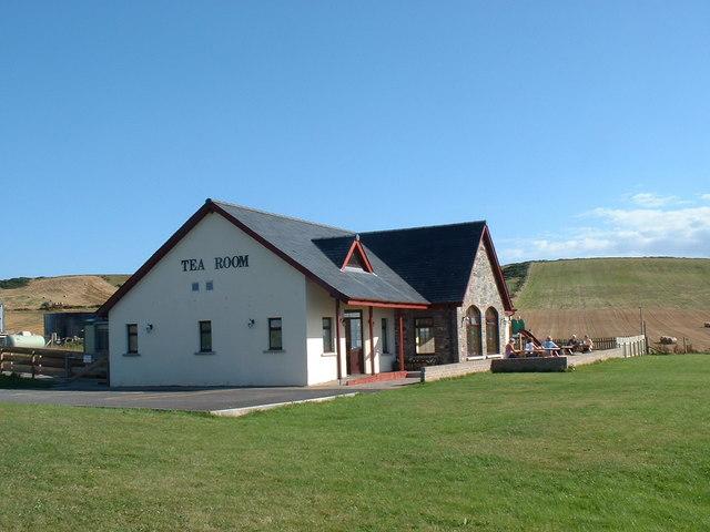 The Butterchurn Tea Room