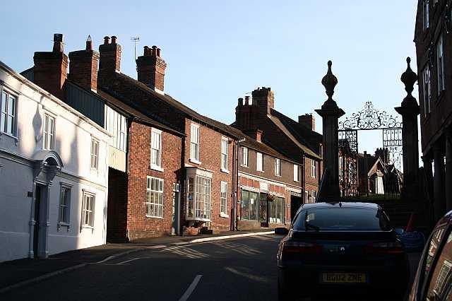 Wrexham Road, Malpas