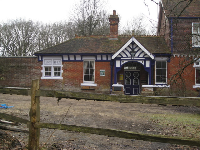Barcombe Railway station ..... now a private house