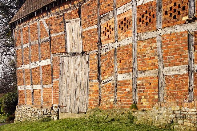 Old Barn Baughton - Detailed View