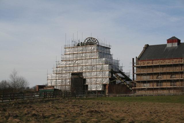 Pleasley Colliery refurbishment (4)