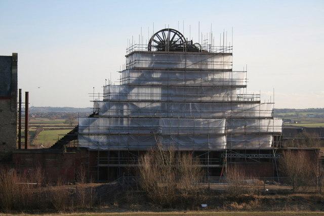 Pleasley Colliery refurbishment (7)