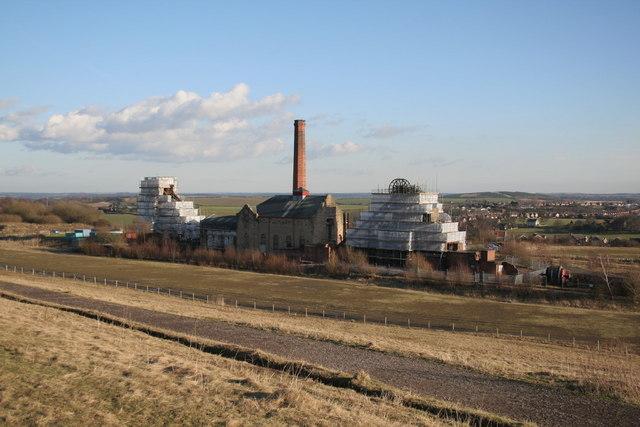 Pleasley Colliery refurbishment (8)