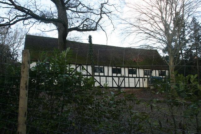 Farmhouse, Chartners Farm