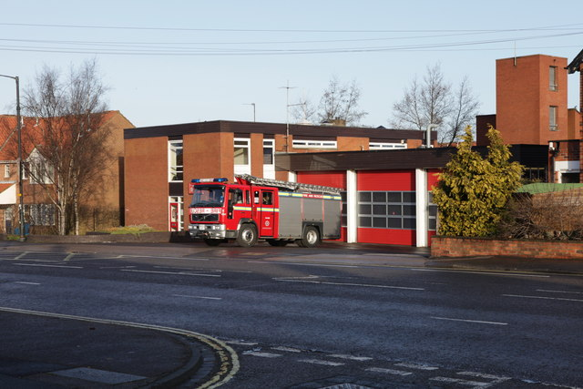 Acomb Fire Station