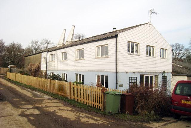 Oast House at Owl House Fruit Farm, Mount Pleasant Lane, Lamberhurst, Kent
