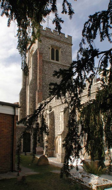 St Martin, Ruislip - Tower