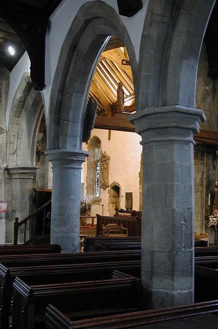 St Martin, Ruislip - Interior