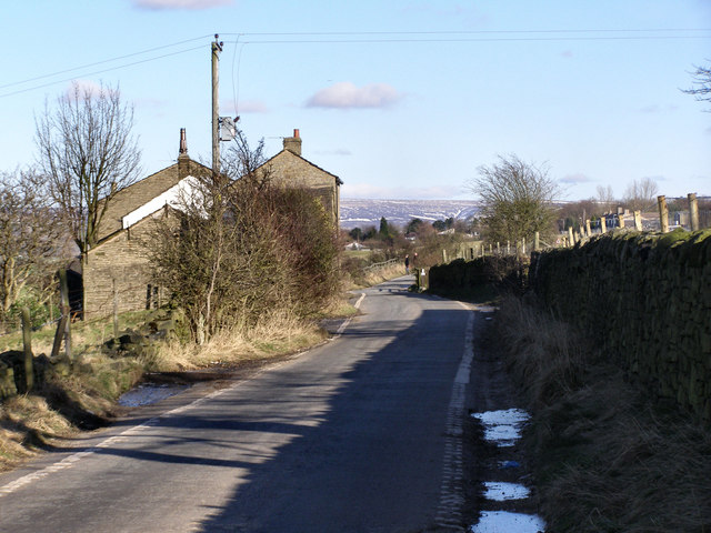 Werneth Low Road