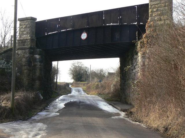 Bridge at Newboundmill Farm