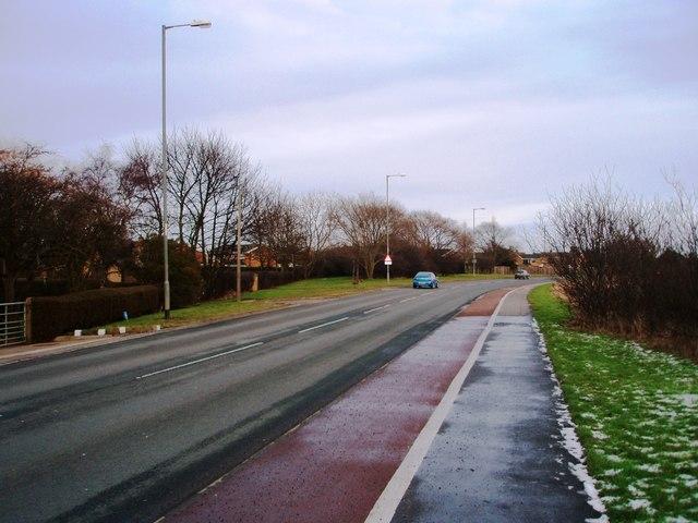 Darlington Road , Hartburn