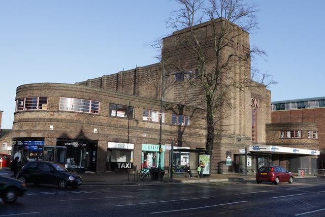 Odeon Cinema York (now Reel)