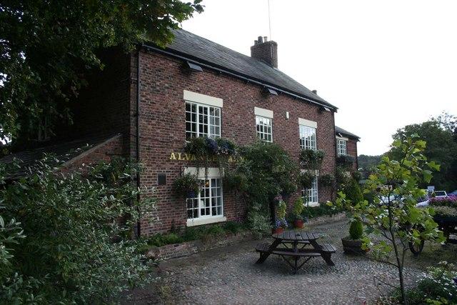 Alvanley Arms, Cotebrook