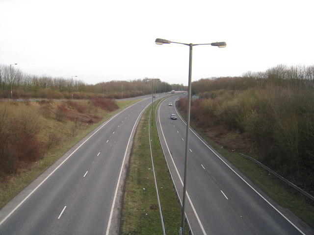 Basingstoke ring road