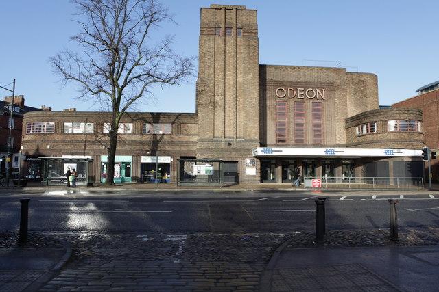 Former Odeon Cinema York
