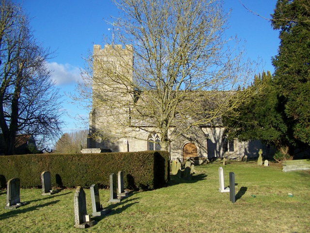 St Mary's Church, Buscot