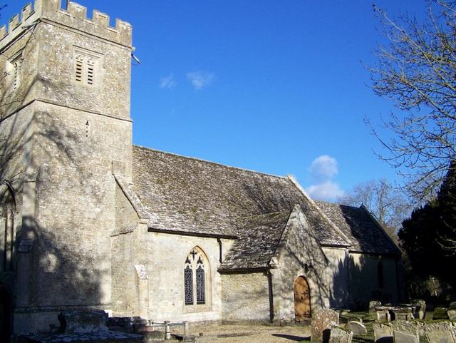 St Mary's Church, Buscot