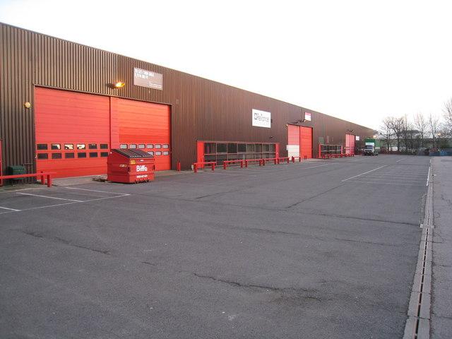 Gastons Wood industrial estate