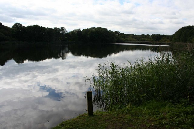 Budworth Pool