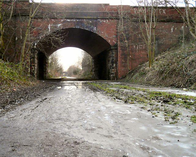Under Dowson Road