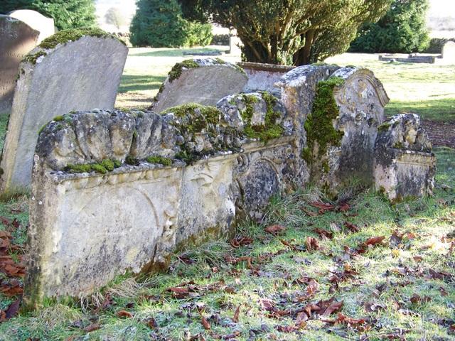 Gravestones, St Mary's Church