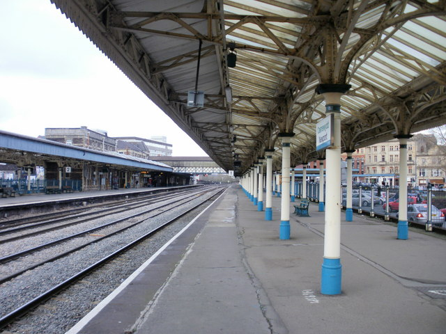 Platform 1, Newport railway station