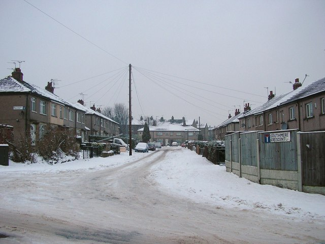 Southmere Crescent, Bradford