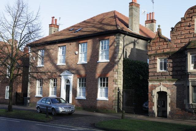 Georgian Style House in Clifton