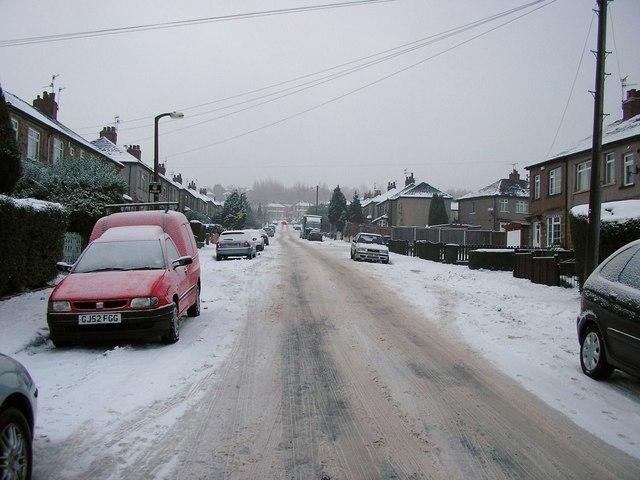 Southmere Road, Bradford