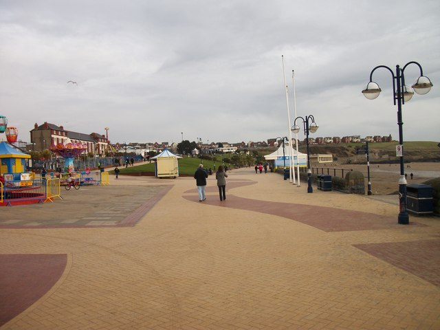 Barry Island Sea Front