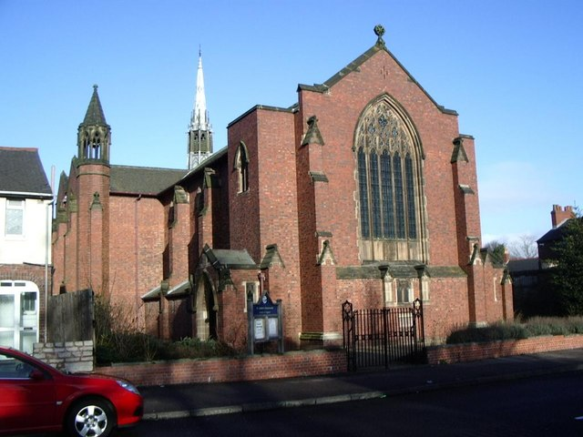 St Andrews Church, Oxhill Road, Handsworth