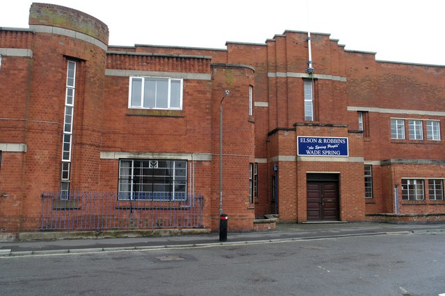 Cavendish mill offices