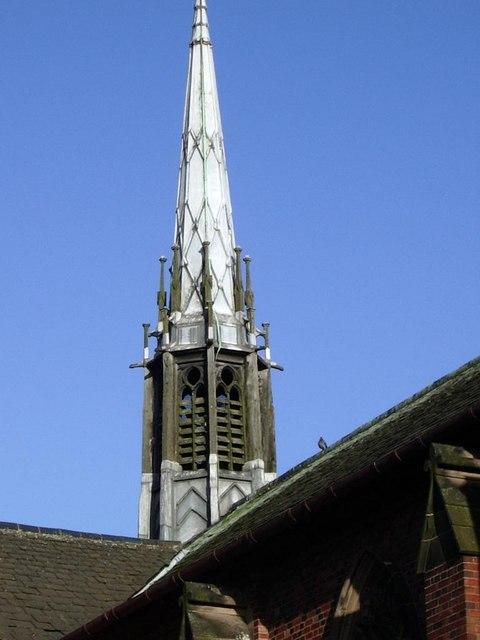 Spire, St Andrews Church