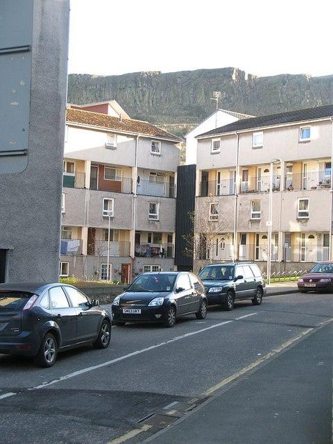 Viewcraig Street