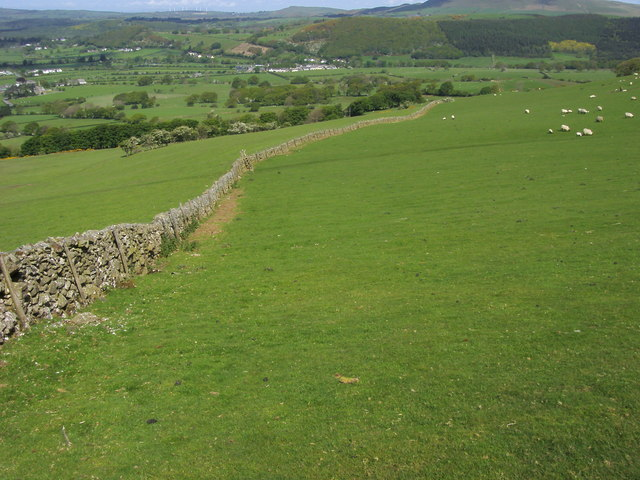 Footpath to High Side