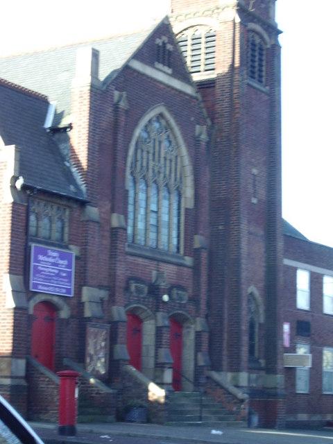 Trinity Methodist Church, Handsworth