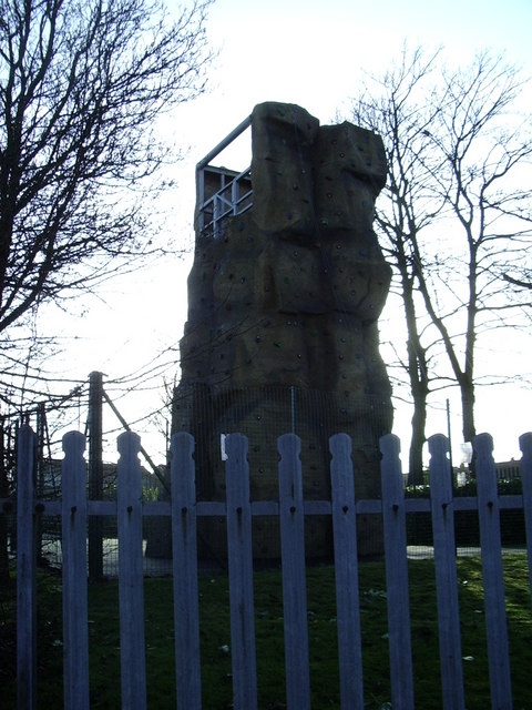 Climbing Wall, Handsworth