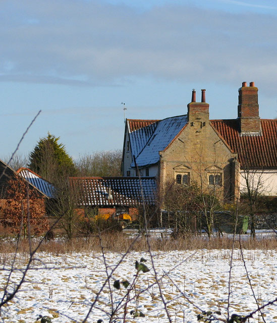 Oaks Farm (farmhouse)