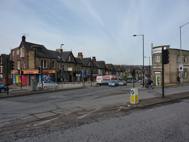Shops at Banner Cross, Sheffield
