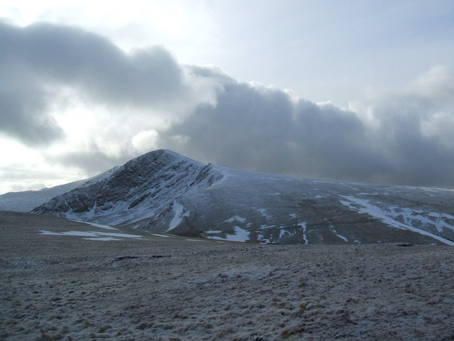 Across the col on Mungrisdale Common