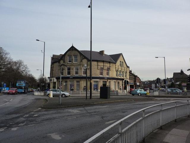 Hunter's Bar roundabout