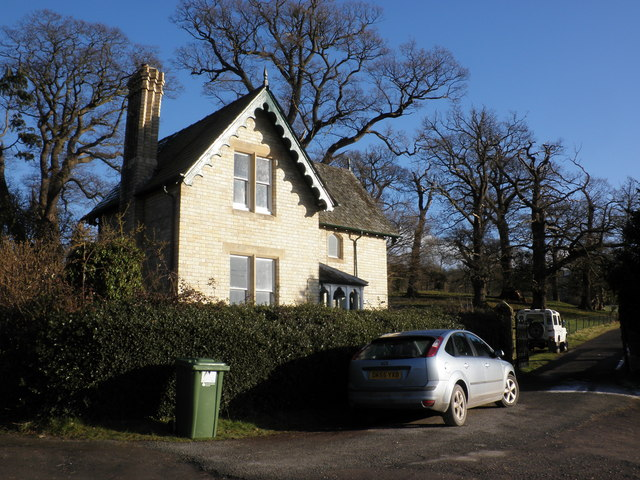 Lodge house, Sufton, near Mordiford