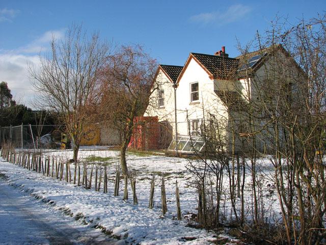 House in Springwood Lane