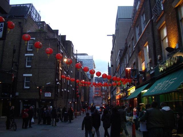 Chinese New Year on Lisle Street, Chinatown #2