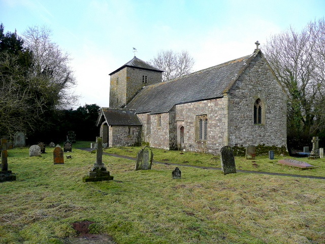 St. Michael's church, Llanvihangel Gobion