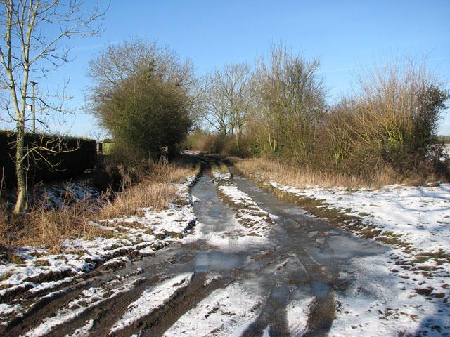 Green Lane meets Springwood Lane