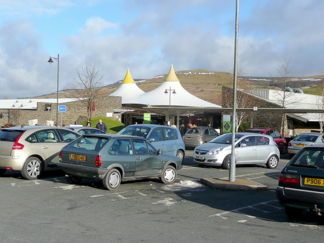 Festival Park shopping centre