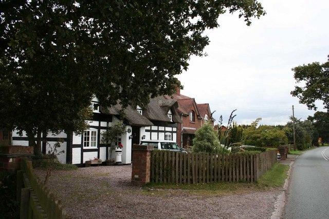 Thatchers Cottage