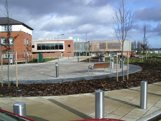 Student campus, Perry Barr