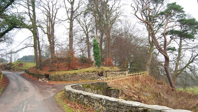 The entrance to Plas Isaf